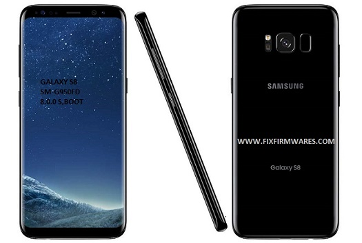 SM-G950FD Galaxy S8 Bypass FRP ENG Sboot Download