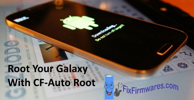 SM-J730F Cf Auto Root File For Samsung Galaxy J7