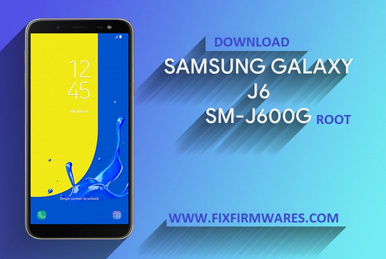 SM-J600G twrp 3 2 1 Root File Galaxy j6 2018 Fix Firmwares