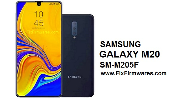 SAMSUNG FIRMWARE | Galaxy M20 SM-M205F (Android Oreo) 8 1 0